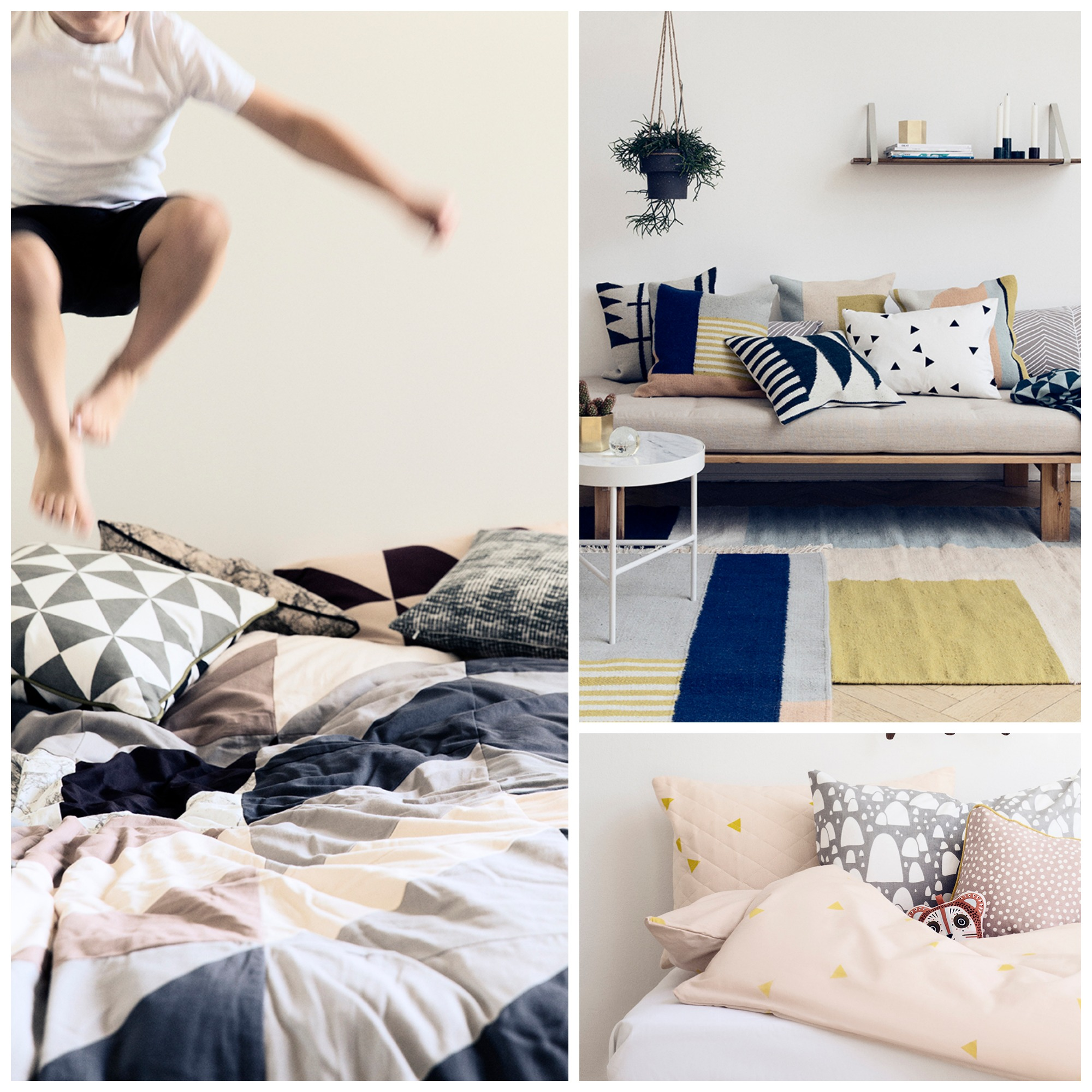 erdbeerwald_ferm_living_bed